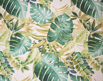 """Hemp of cotton """"Tropical Forest"""""""