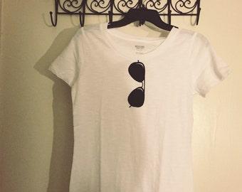 Women's Sunglass T-Shirt