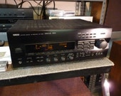 Yamaha RX-V992 Surround Receiver - 80 x 2 RMS Power @ 8 Ohms - Remote & Manual - Very Good Condition