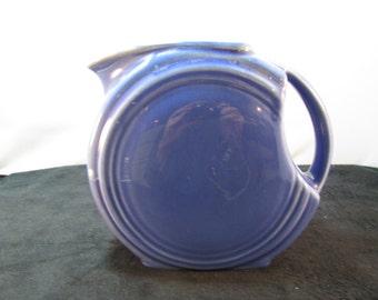 Sevilla  Blue Cobalt Pitcher by