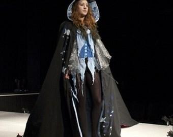 Pagan Ceremonial Cloak - 'Winter'