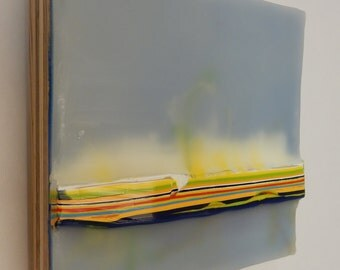 Encaustic Painting 254