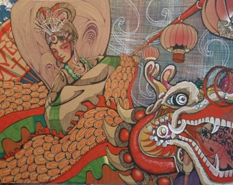 Chinese Dragon No.2