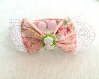 Lolita Bow Bracelet