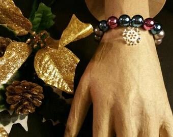 Snowflakes Bracelet