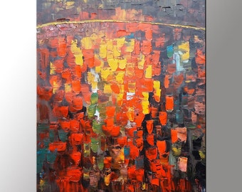 Large Art, Canvas Painting, Large Oil Painting, Canvas Art, Modern Wall Art, Large Abstract Art, Living Room Wall Art, Abstract Oil Painting