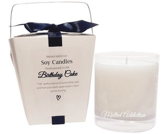 Luxury Soy Candle  Pre-Pack