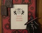 Custom Star Wars - Darth Vader Frame