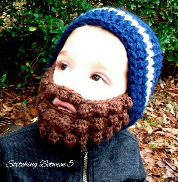 10 Off With Code Discount Baby Beard Beanie Baby By Aldernoak