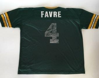 Brett Favre #4 Jersey Greenbay Packers XX Large