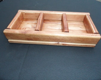 Rustic Tray - Display Stand - Dresser Tray - Wedding Display Tray/Stand