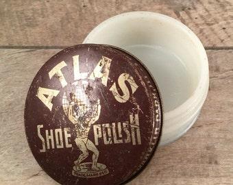 Atlas Shoe Polish