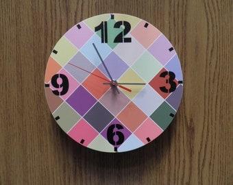 Kids Clock Etsy - Wall clock for kids room