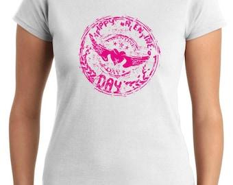 T-shirt T0447 happy sanvalentino