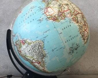 Hammond Blow Up 1960's Globe