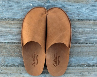 Mens Slippers House Shoes for Men Moccasin