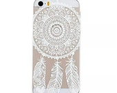 Dreamcatcher iPhone hard case - phone case, phone accessoire
