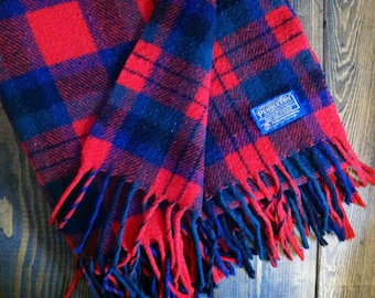 Vintage Pendleton Throw