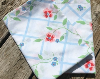 Vintage King Size Pillow Cases by Tastemaker-no iron - muslin
