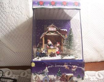 Santa's Workshop Electric Snow Blower