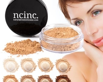 Naked Skin Mineral Makeup Foundation 20ml (6g) by NCinc.