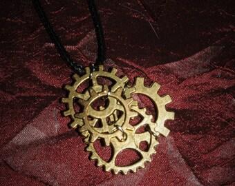 Chain 18 x 13 [steampunk]