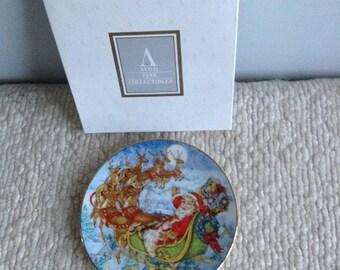 Avon Christmas Plate 1993