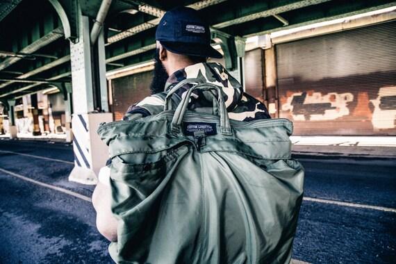 CL helmet back pack bag