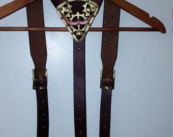 steampunk suspenders