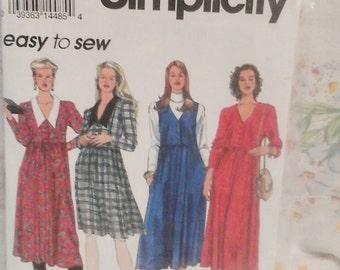 Simplicity 8602 Ladies Dresses Size 12-16