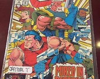 Cable #2 (Jun 1993, Marvel) VERY FINE JP477DSPL