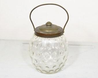 Bonbonniere Vintage glass
