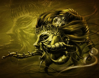 Voyd - Biomech Medusa