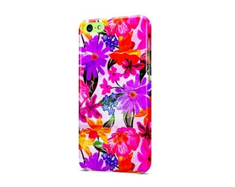 Coque iPhone 5C 'Colorful' Pango