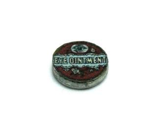 Eye Ointment Tin
