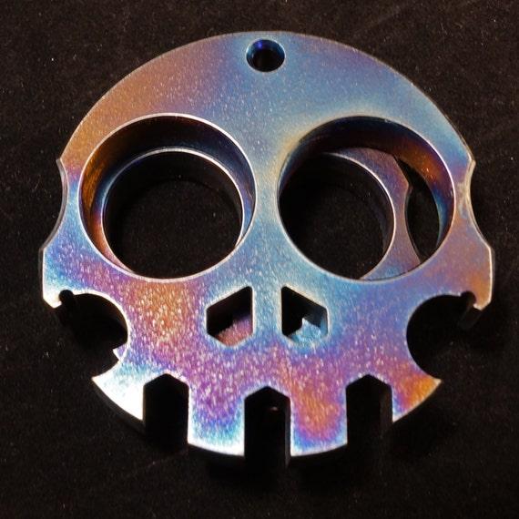 Titanium Skully Multi-tool