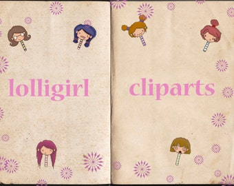 Lolligirl Pixel Art