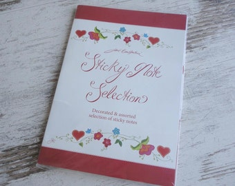 """A5 stickynotes book """"selection"""""""