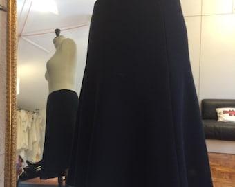 Bias skirt, Midnight blue, tg44