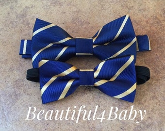Father Son Bow Tie Set, Daddy Son Ties- So Sweet!