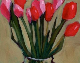 Print:051 - Tulips