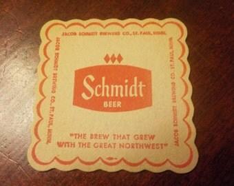 Schmidt, schmidt Beer Coasters