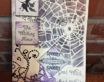 Witching Halloween Card
