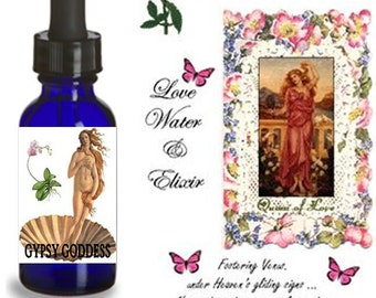 VENUS LOVE Elixir by Gypsy Goddess