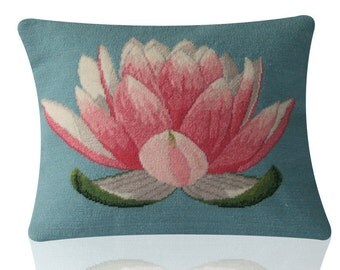 Lotus Flower Tapestry Kit
