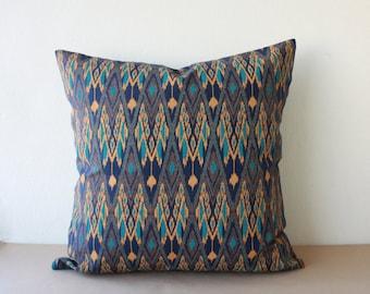 "SALE!!! 30% Off - 20"" x 20"" Screen Print Cotton Decorative Pillowcase, Pillow Cover /055"