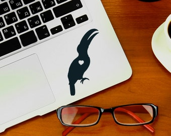 Toucan Sticker Toucan Decal Toucan Bird Sticker Car Laptop Vinyl Decal Sticker