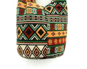 Shoulder Bag Sling Hippie Hobo Nepal Bag Hobo Crossbody Bag Boho Bohemian Bag Purse Cross Body Messenger Bag Gift Multicolor