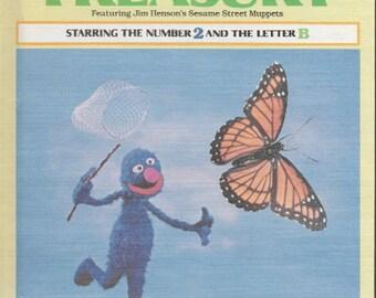 Vintage Sesame Street Library Volume 5 J K 1978