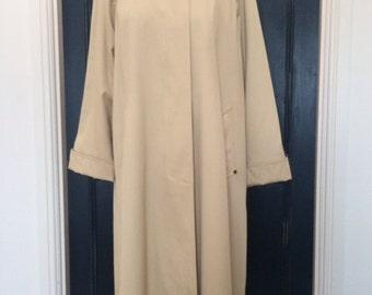 Vintage 1970's Four Seasons of London Coat. UK size 14